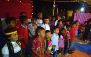 Anak-anak Komunitas Sato Andreas