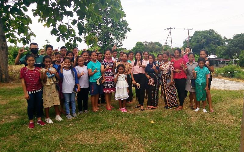 Untuk Perjumpaannya, Terima Kasih Tim Ekspedisi Kampung Berliterasi