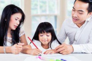 Peran Orang Tua dalam Pembelajar dari Rumah