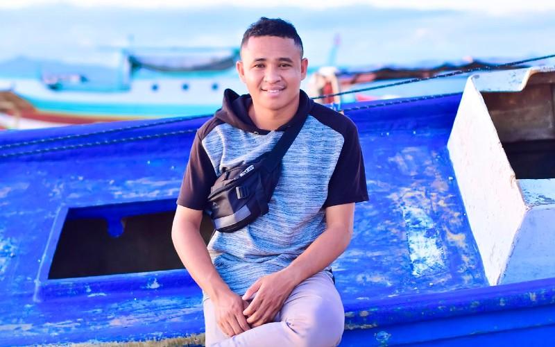Ardin Liko; Pegiat Literasi dan Penyanyi Hip-hop Asal Ngada