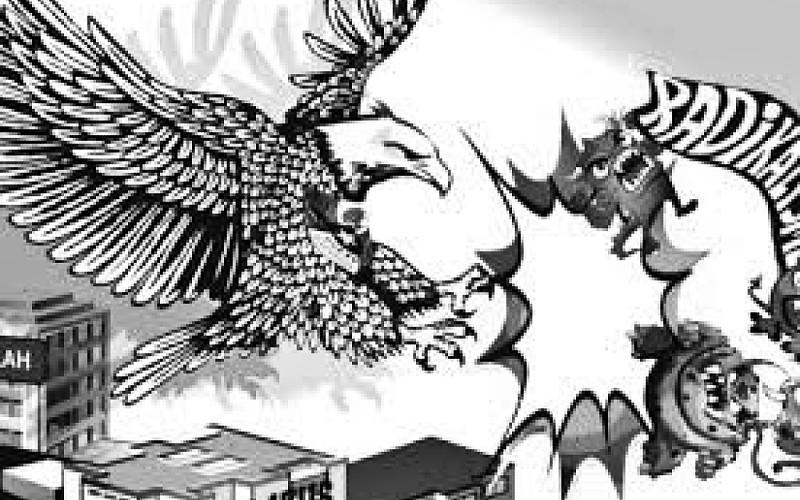 Tantangan Persatuan Indonesia di Era Milenial